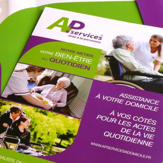 Charte Graphique AP Services