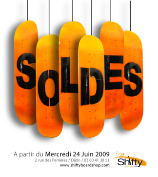 Affiches Soldes Shifty